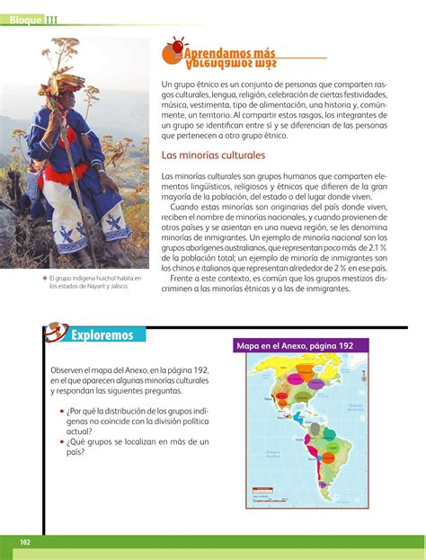 geografa 5 2015 2016 by la galleta issuu libro geografia 5to grado 2015 2016 libro de geografia