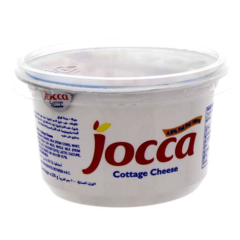 kraft cottage cheese buy kraft jocca cottage cheese 200 gm in uae abu