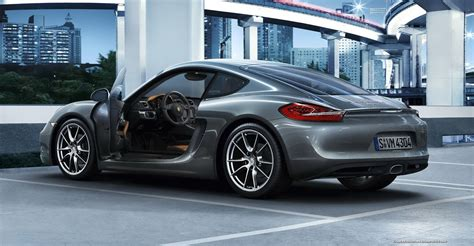 porsche new new 2014 porsche cayman debuts in la video autoevolution