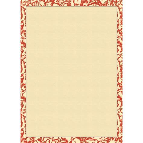 printable stationery cards top 10 free borders for printable stationery available