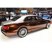 Mansory Bentley Flying Spur Geneva 2014 05 Images  Motor