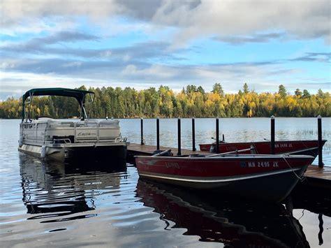boat rental bayport mn ely minnesota cabins bayport cabin river point resort