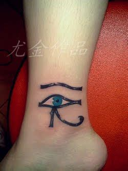 eye tattoo on ankle free tattoo designs eyes tattoo design on the ankle