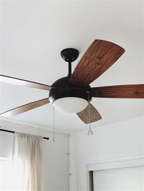 schoolhouse ceiling fan diy schoolhouse ceiling fan almost makes