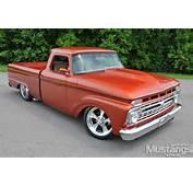 Mdmp 1101 01 1966 Ford F100 Truck  Photo 35497425