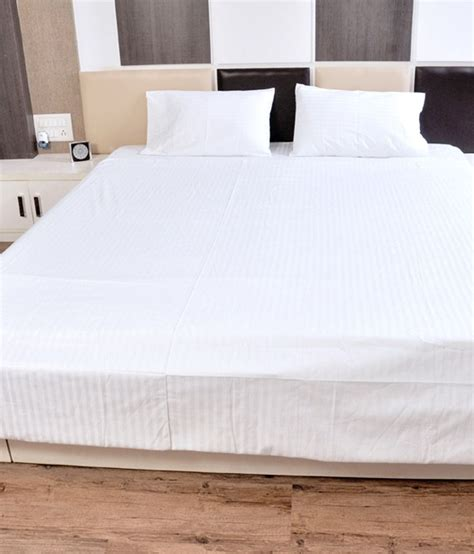 white linen bedding linen bedding white plain cotton bedsheet buy linen