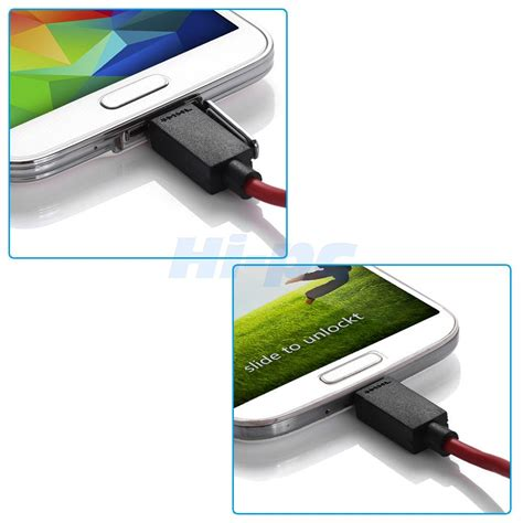 Mobile Phone Hdtv For Galaxy S5 Limited mhl micro usb to hdmi 1080p hdtv cable adapter for samsung galaxy s5 4 note3 ebay