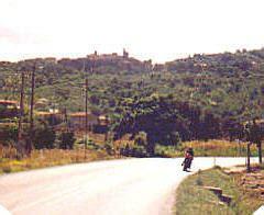 Motorradtouren Umbrien by Umbrien