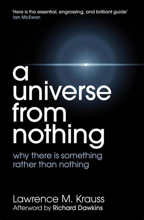 a universe from nothing booktopia a universe from nothing by lawrence m krauss 9781471112683 buy this book online