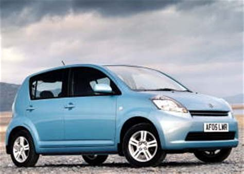 daihatsu terios fuel consumption figures 2005 daihatsu sirion 1 3 specifications carbon dioxide
