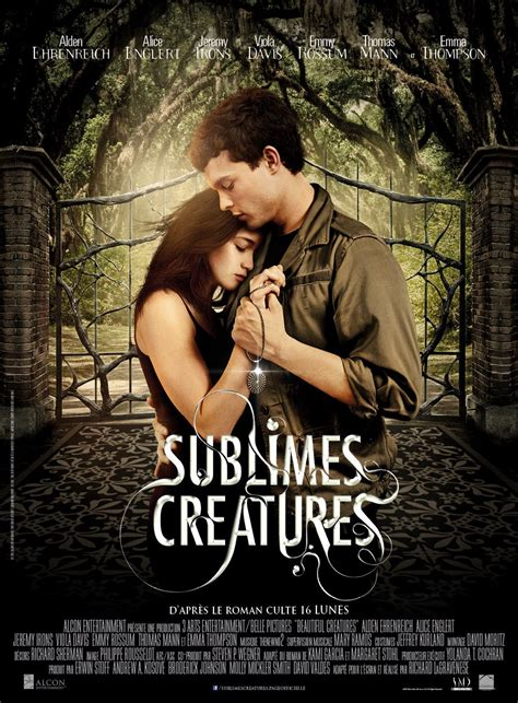 film fantasy romantique sublimes cr 233 atures film 2013 senscritique