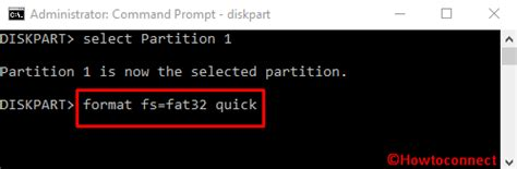 format fat32 quick how to make pendrive bootable for windows 10