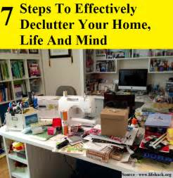 declutter your home 7 steps to effectively declutter your home and mind