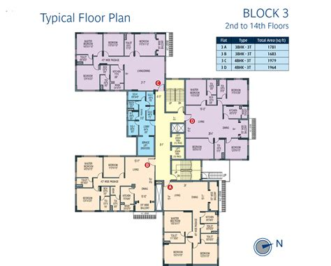 floor plan com silver oaks