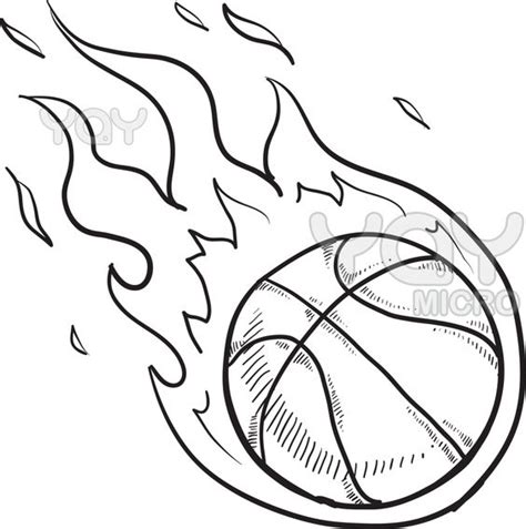 basketball coloring page pages education pinterest