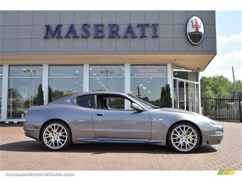 2005 Maserati Gransport For Sale by 2005 Maserati Gransport Coupe In Grigio Alfiere
