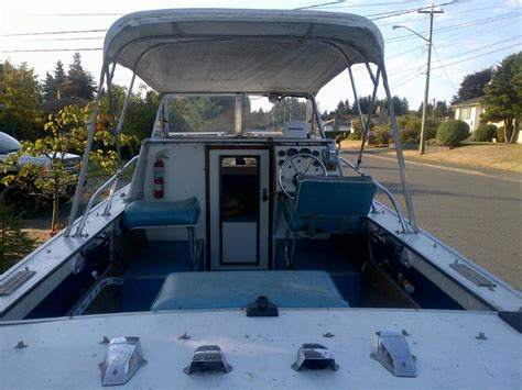 starcraft boats bc starcraft 18ft cuddy cabin cbell river courtenay comox