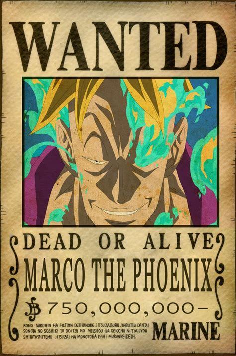 Membuat Poster Buronan One Piece | daftar buronan one piece