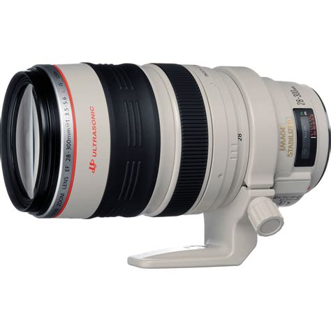canon lens canon ef 28 300mm f 3 5 5 6l is usm lens 9322a002 b h photo