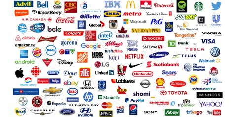 best of brand the 10 most influential brands in canada ipsos