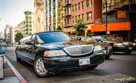 stretch limousines  long  short history