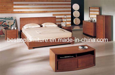 china wood veneer bedroom furniture 8809a china