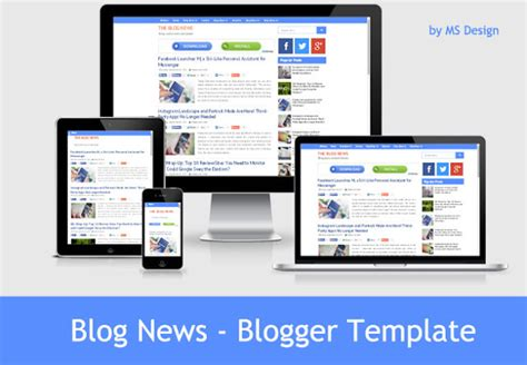 free responsive news template news responsive and seo optimized template