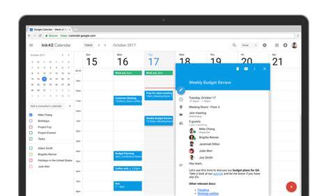 google calendar design update google calendar for web gets a beautiful design overhaul