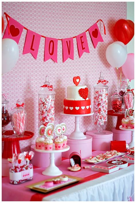 love themed events a sweet valentine s day party anders ruff custom designs