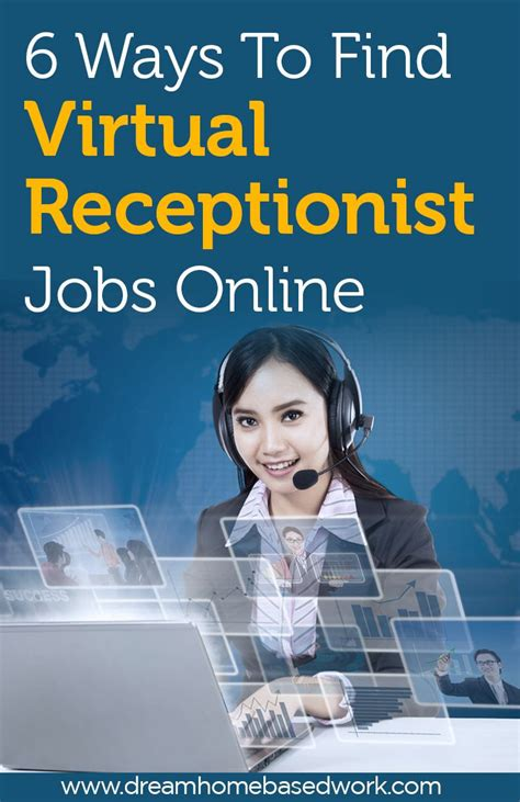 Online Receptionist Jobs Work From Home - 1000 ideas about receptionist on pinterest medical