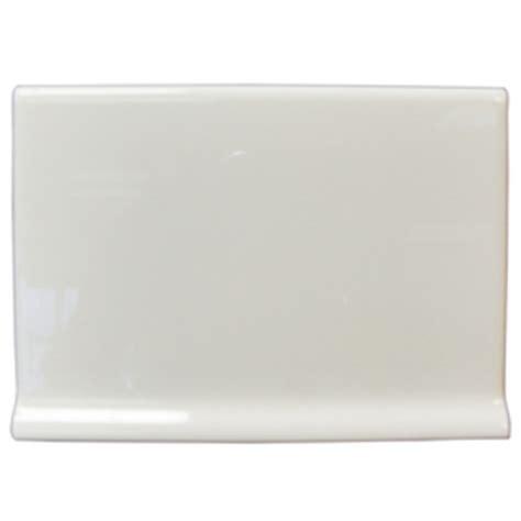 interceramic 4 1 4 in x 6 in white ceramic cove base tile white bathroom tile