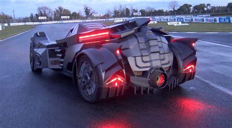 Lamborghini Bat by Custom Made Lamborghini Batmobile The Highlight Of