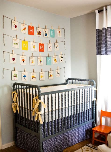 30 Amazing Diy Nursery Ideas Diy Nursery Decorations