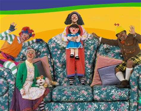 comfy couch the big comfy couch georgia public broadcasting