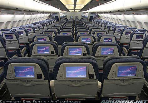 Airbus 330 Interior by Alliance Air Canada Airbus A330 343x Aircraft