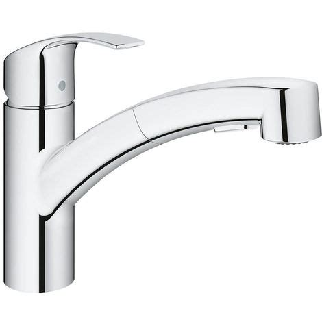 Mitigeur Evier Grohe Avec Douchette by Grohe Eurosmart Mitigeur 233 Vier Avec Douchette Extractible