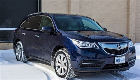 2015 Acura Mdx Reliability by 2015 Acura Mdx Elite Review