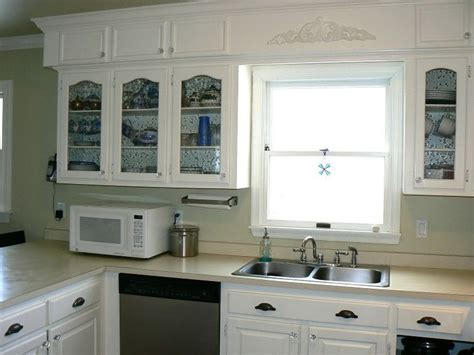 kitchen soffit ideas what to do with those soffits here s an idea make them look like cabinets kitchen