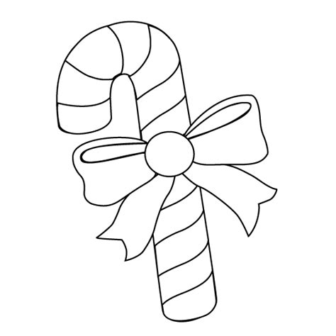 candy cane coloring sheet printable search results