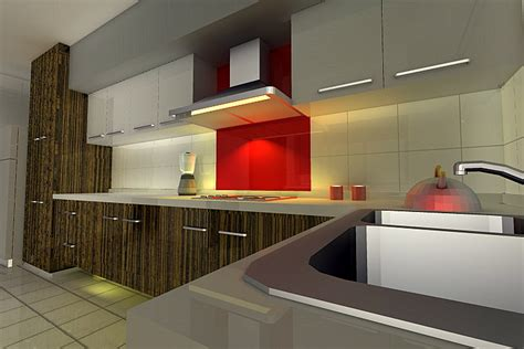 Contemporary Style Kitchen Cabinets | modern kitchen cabinets for modern kitchens decozilla