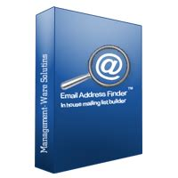 Email Address Finder Software Get Email Address Finder Cracked Easy To Use Email Lookup Software