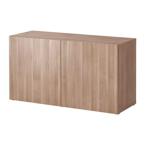Besta Lappviken Ikea by Best 197 Shelf Unit With Doors Lappviken Walnut Effect