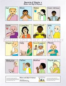sign language colors cc