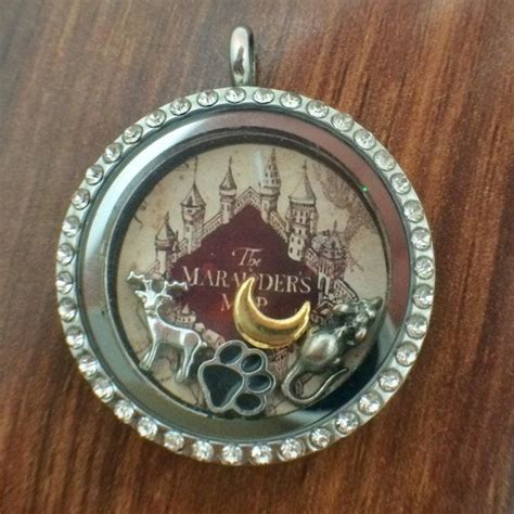 harry potter origami owl 1000 ideas about floating charms on mickey