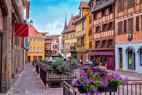 colmar france fairytale town of colmar france tails of wonders