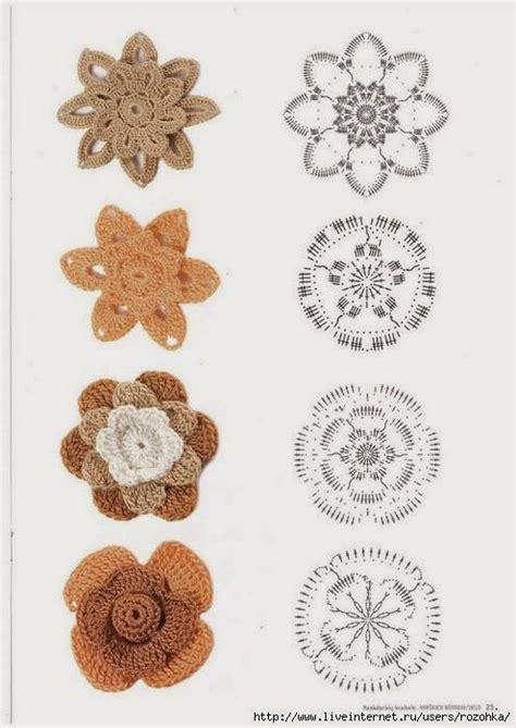 fiori all uncinetto come si fanno paciuga brega e imbelina
