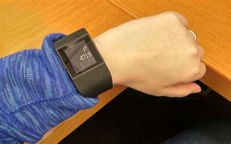 fitbit surge activity tracker review the gadgeteer