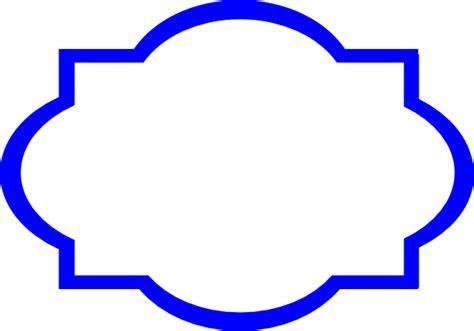 label design vector png blue label clip art at clker com vector clip art online