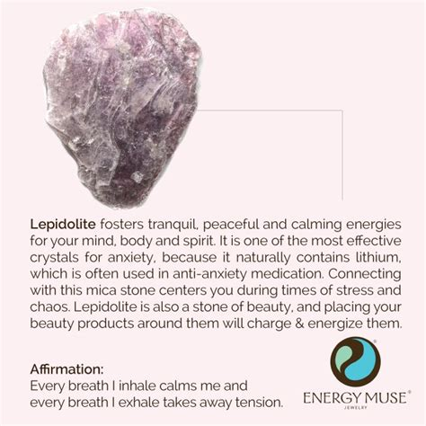 lepidolite discover the lepidolite meaning
