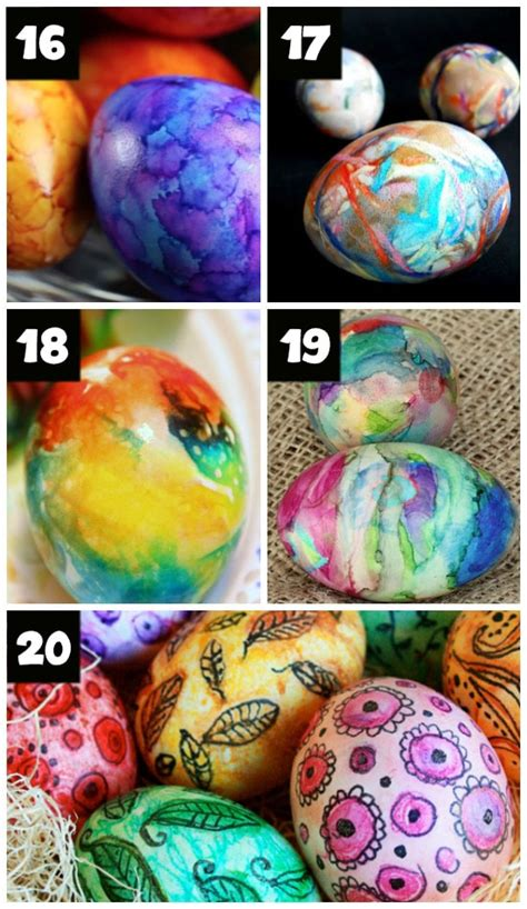easter egg dye ideas 101 easter egg decorating ideas the dating divas